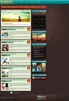 VintMint WordPress Theme by STRIF3wind
