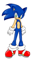 RQ: Sonic - The One And Unrepeatebale Hedgehog by nacato