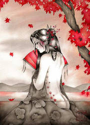 Tatsuta by Jenna-Whyte