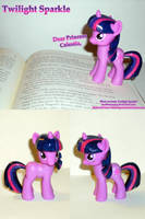 Show accutate Twilight Sparkle by Ninjah-Sama