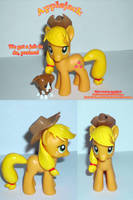 Show Accurate Applejack by Ninjah-Sama
