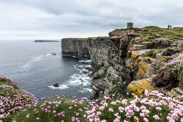Western Coast (Orkney Islands/ Mainland) by paschlewwer