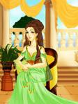 Euphemia - A Princess Day by Lounabis