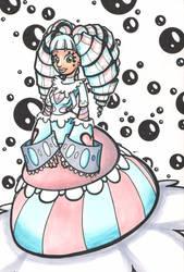 Bubblegum by Cellsai