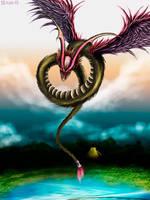 Quetzalcoatl by SaynArts