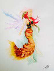 Natural dance  by SaynArts