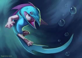FishBoy 2015 by RichardVatinel
