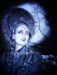 Steampunk-vampire by CaroleBM