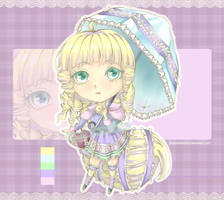 [CLOSED] #14 Auction Adoptable - Pommeling Series by freezingfeathers