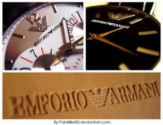 EMPORIO ARMANI by Painkiller82