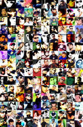 150 pics of me all together by Painkiller82