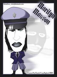 Marilyn Manson 2 by Painkiller82