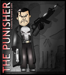 The Punisher by Painkiller82