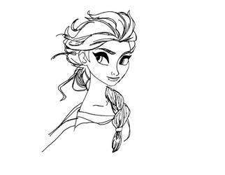 Elsa by SoulReaperBlaze