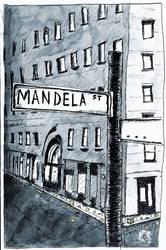 Mandella St. by shwizle