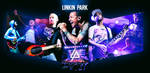 Linkin Park - Wallpaper Art by NeoRock096