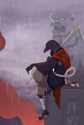 Red Smoke by jisuk