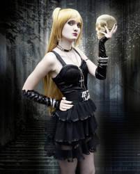 Death Note - Misa - Proud Goddess by SovietMentality