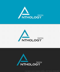 Anthology Gaming Logotype by e2webmedia