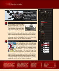 Blog Design Version 1 by e2webmedia