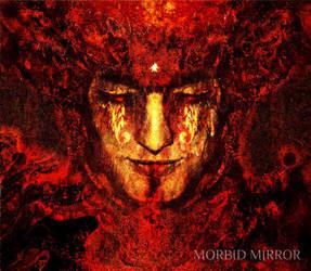 Lucifer's Avatar Nourishing His Form by MorbidFedus