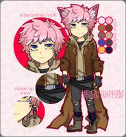 Custom for oKaiba by HEICHOUNISM