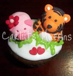 A Wild Cupcake by Galyta