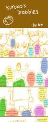Kuroko's Drabbles by keiyaro