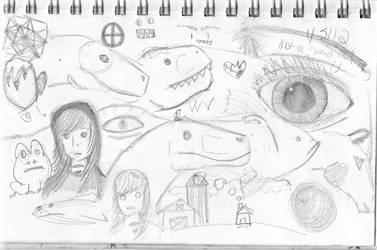 Sketch3 by femaleceratosaurus