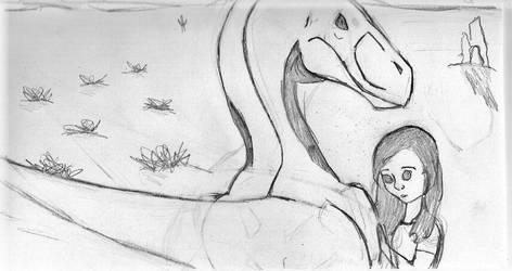 Protector. by femaleceratosaurus