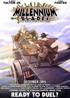 Millennium Blades - Coming Soon by FontesMakua