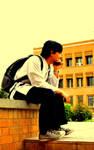 SATU LAGI MAHASISWA GALAU by meefro683
