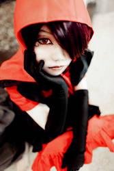 Red Riding Hood - OC by Raraxz
