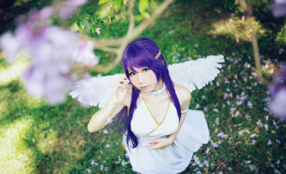 Love Live (Angel Ver) - Nozomi #3 by Raraxz