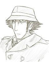 Inspector Gadget by spindlekat