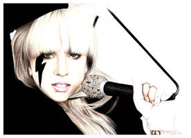 Lady GaGa by AliceParkes