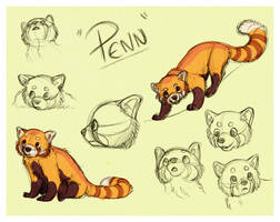 Penn doodles 1 by AliceParkes