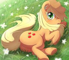 Applejack by aymint