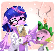 Science gone wrong by aymint