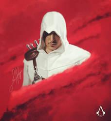 Master Assassin Altair  by KirigyaJiiN