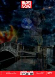 X-Men Cover Photomanipulation. ''Hope Summers'' by Rudakzmm