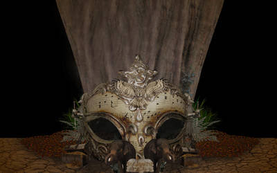 The Mask Within. by Rudakzmm
