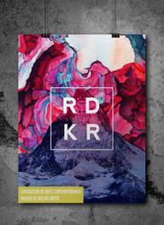 Art Gallery Poster Practice by Rudakzmm