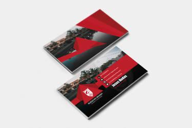 Photographer Presentation Card by Rudakzmm
