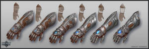 magic gloves by TsimmerS