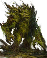 forest golem by TsimmerS