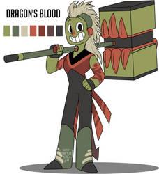 Dragon's blood by AlexTheShark