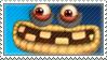 Wubbox stamp by Stamp-Master