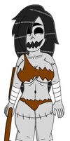 Scarecrow bikini by ARCAINC