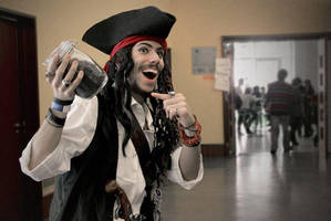 Jack Sparrow by couvexx